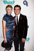 Paydin LoPachin and Drake Bell at the 4th Annual Thirst Gala, Beverly Hilton Hotel, Beverly Hills, C