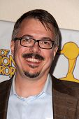 Vince Gilligan at the 39th Annual Saturn Awards Press Room, The Castaway, Burbank, CA 06-26-13