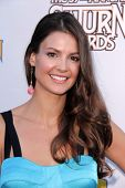 Tiffany Brouwer at the 39th Annual Saturn Awards, The Castaway, Burbank, CA 06-26-13