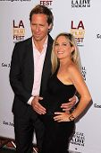 Nat Faxon and Meghan Gadd at