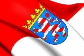 Flag Of Hessen