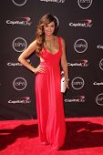 Katie Cleary at The 2013 ESPY Awards, Nokia Theatre L.A. Live, Los Angeles, CA 07-17-13