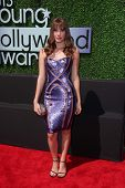 Christa B. Allen at the 15th Annual Young Hollywood Awards, Broad Stage, Santa Monica, CA 08-01-13