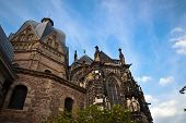 cathedral in Aachen, Germany