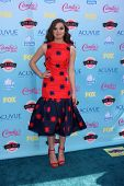 Hailee Steinfeld at the 2013 Teen Choice Awards Arrivals, Gibson Amphitheatre, Universal City, CA 08-11-13