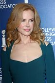 Nicole Kidman at the Hollywood Foreign Press Association's 2013 Installation Luncheon, Beverly Hilto