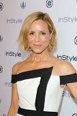 Maria Bello at the 12th Annual InStyle Summer Soiree, Mondrian, West Hollywood, CA 08-14-13