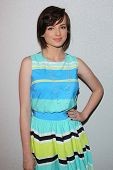 Ashley Rickards at the 12th Annual InStyle Summer Soiree, Mondrian, West Hollywood, CA 08-14-13