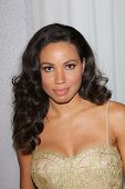 Jurnee Smollett at the 12th Annual InStyle Summer Soiree, Mondrian, West Hollywood, CA 08-14-13