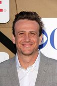 Jason Segel at the CBS, Showtime, CW 2013 TCA Summer Stars Party, Beverly Hilton Hotel, Beverly Hills, CA 07-29-13