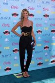 Erin Andrews at the 2013 Teen Choice Awards Arrivals, Gibson Amphitheatre, Universal City, CA 08-11-13
