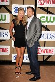 Nancy O'Dell, Keith Zubulevich at the CBS, Showtime, CW 2013 TCA Summer Stars Party, Beverly Hilton