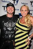 Jared Blake and Mary Carey at