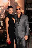 Paloma Jimenez, Vin Diesel at the