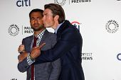 Kal Penn and Jerry O'Connell at the PaleyFest Previews:  Fall TV CBS -