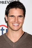 Robbie Amell at the PaleyFest Previews:  Fall TV CW -