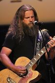 Jamey Johnson at the 7th Annual ACM Honors, Ryman Auditorium, Nashville, TN 09-10-13