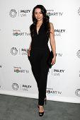Aimee Garcia at the PaleyFest Fall Previews:  Fall Farwell -