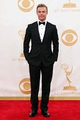 Derek Hough at the 65th Annual Primetime Emmy Awards Arrivals, Nokia Theater, Los Angeles, CA 09-22-13
