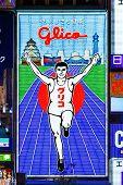 Glico Man billboard in Osaka