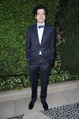 Geoffrey Arend at The Rape Foundation's Annual Brunch, Private Location, Beverly Hills, CA 09-29-13