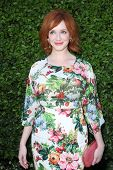 Christina Hendricks at The Rape Foundation's Annual Brunch, Private Location, Beverly Hills, CA 09-2
