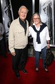 Robert Loggia and Audrey Loggia at the