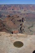 Triangulation Station At Grand Canyon