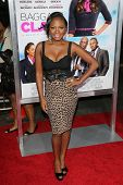Naturi Naughton at the