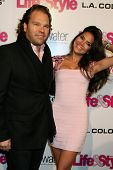 Michael Ohoven and Joyce Giraud at the Hollywood In Bright Pink, Bagatelle LA, West Hollywood, CA 10
