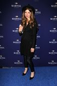 Golriz Moeini at the Launch Celebration for Martell Caractere Cognac, Paramour Mansion, Los Angeles, CA 10-10-13