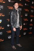 Jonathan Bennett at the 8th Annual LA Haunted Hayride Premiere Night, Griffith Park, Los Angeles, CA 10-10-13