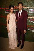 Freida Pinto and Dev Patel at the Wallis Annenberg Center For The Performing Arts Inaugural Gala, Wa