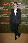 Israel Broussard at the Wallis Annenberg Center For The Performing Arts Inaugural Gala, Wallis Annen