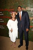 Norm Nixon, Debbie Allen at the Wallis Annenberg Center For The Performing Arts Inaugural Gala, Wall
