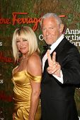 Suzanne Somers and Alan Hamel at the Wallis Annenberg Center For The Performing Arts Inaugural Gala, Wallis Annenberg Center For The Performing Arts, Beverly Hills, CA 10-17-13