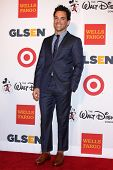 George Kotsiopoulos at the 2013 GLSEN Awards, Beverly Hills Hotel, Beverly Hills, CA 10-18-13