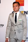 Robbie Rogers at the 2013 GLSEN Awards, Beverly Hills Hotel, Beverly Hills, CA 10-18-13