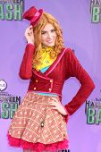 Katherine McNamara at the Hub Network First Annual Halloween Bash. Barker Hangar, Santa Monica, CA 10-20-13