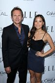 Sebastian Roche at the Elle 20th Annual
