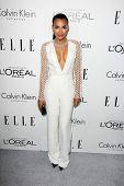 Naya Rivera at the Elle 20th Annual