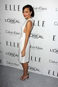 Ashley Madekwe at the Elle 20th Annual