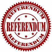 Referendum-stamp