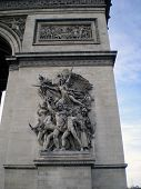 Arc de Triomphe, Paris