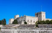 Rhodes Island, Greece Famous Knights Grand Master Palace