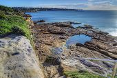 South Coogee Views Looking North Towards Eastern Suburbs Sydney