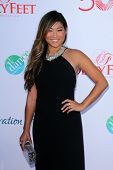 LOS ANGELES - JUL 19:  Jenna Ushkowitz at the 4th Annual Celebration of Dance Gala at Dorothy Chandl