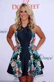 LOS ANGELES - JUL 19:  Chelsie Hightower at the 4th Annual Celebration of Dance Gala at Dorothy Chandler Pavilion on July 19, 2014 in Los Angeles, CA
