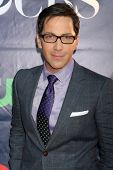 LOS ANGELES - JUL 17:  Dan Bucantinsky at the CBS TCA July 2014 Party at the Pacific Design Center o