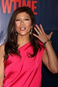 LOS ANGELES - JUL 17:  Julie Chen at the CBS TCA July 2014 Party at the Pacific Design Center on Jul